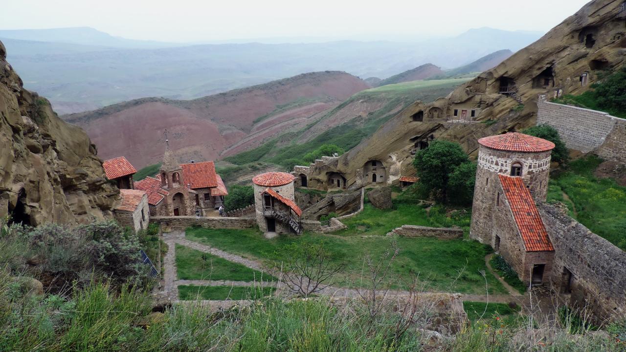 Georgian adventures