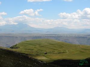 Upper Tmogvi and Javakheti