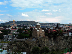 Old Tbilisi   Старый Тбилиси