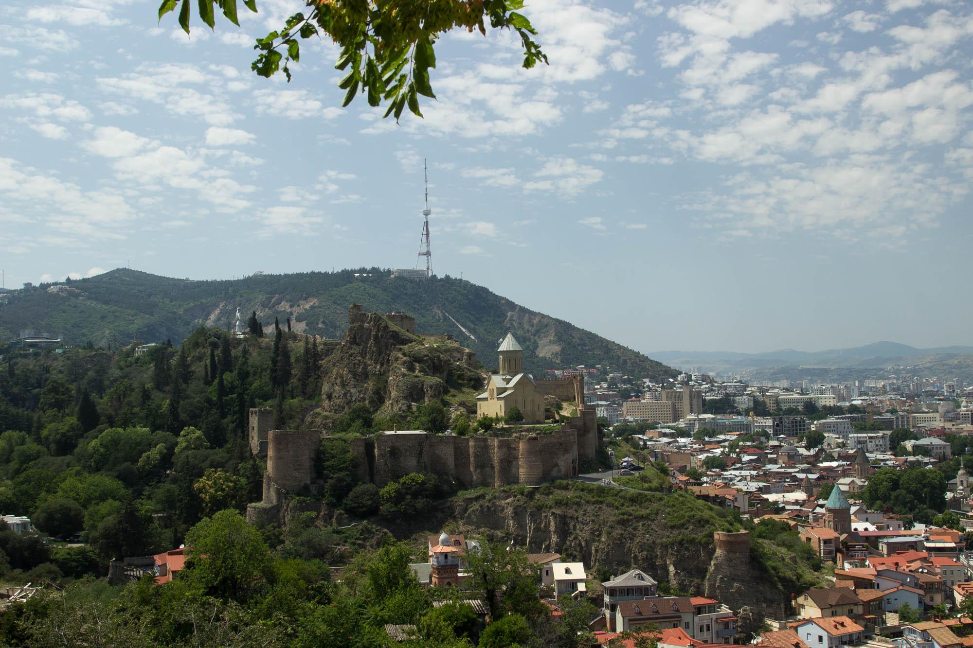 Old Tbilisi Narikala