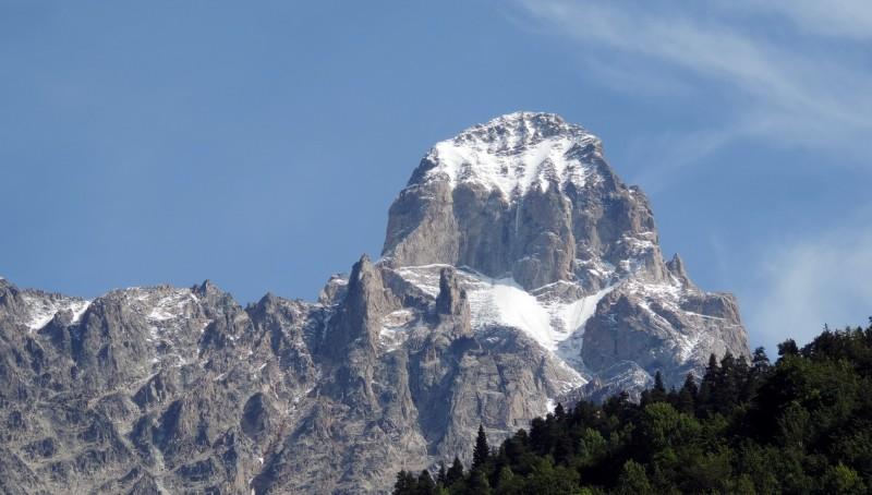 Trekking in Svaneti Ushba