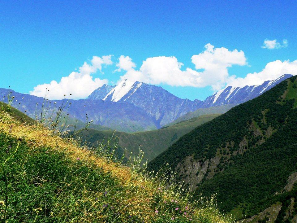 From Pankisi to Khevsureti trekking