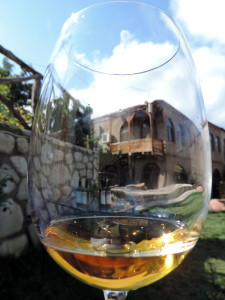 Georgian wine Грузинское вино