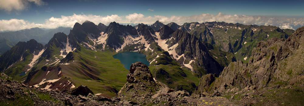 Tobavarchkhili lake