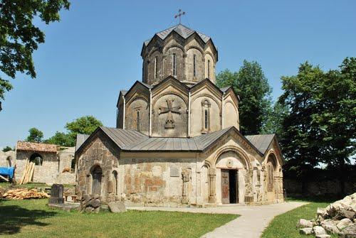 Khatskhi church