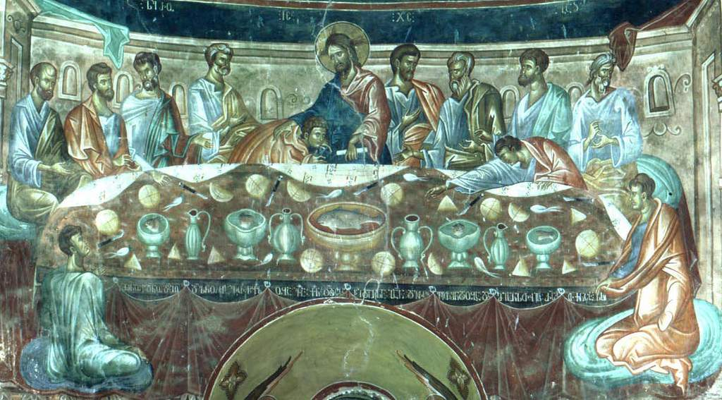 The_Last_Supper._Ubisa_monastery_(Damiane_14th_century)