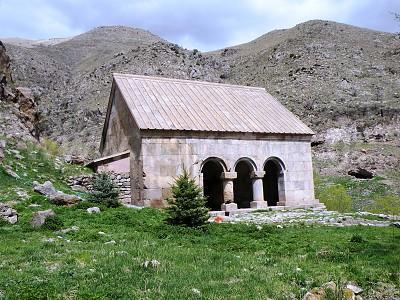 Upper Vardzia monastery