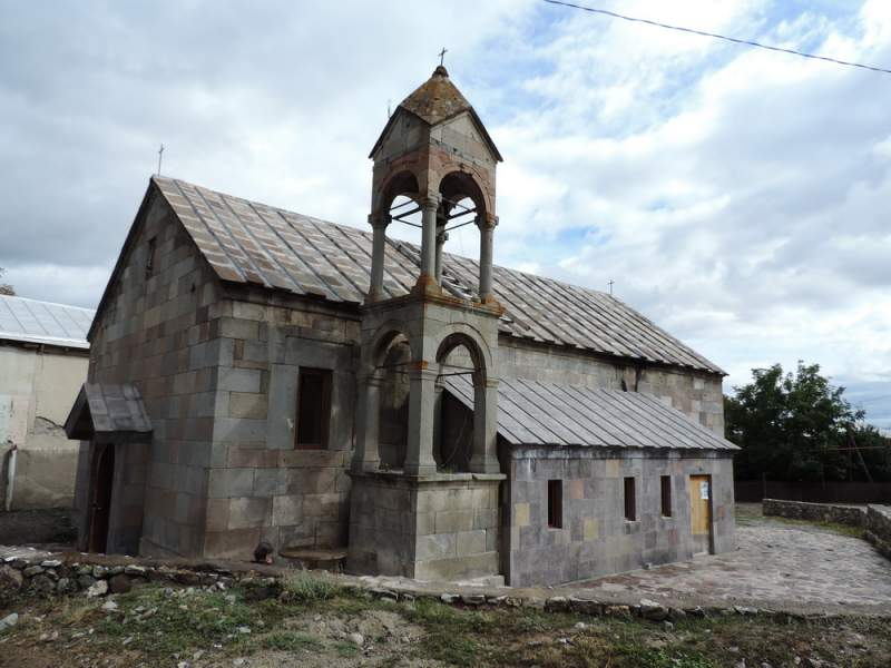 Catholic church in Arali