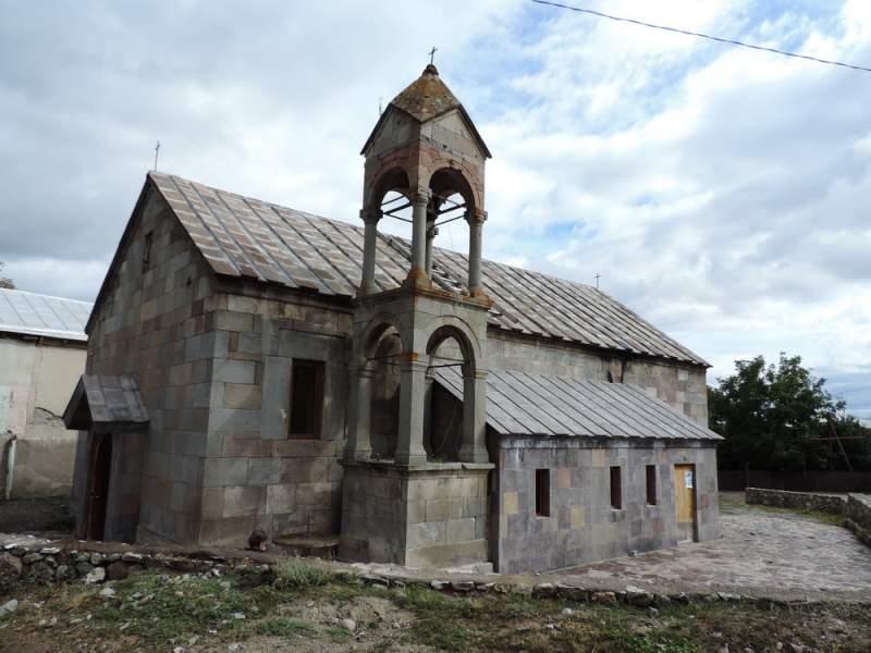Catholic church in Arali