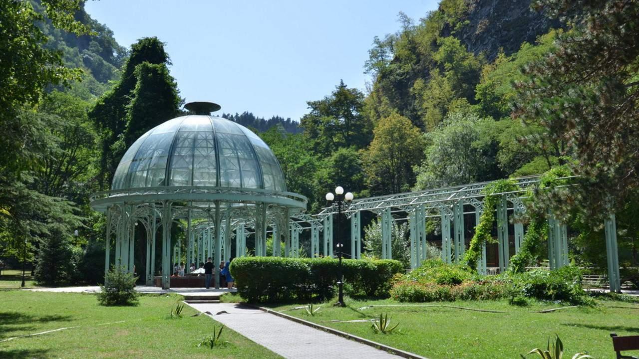 Майские праздники в Грузии
