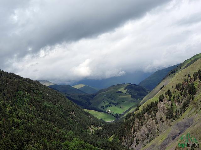 Gometsari gorge