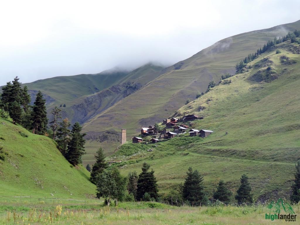 Trekking and horse riding tour Tusheti