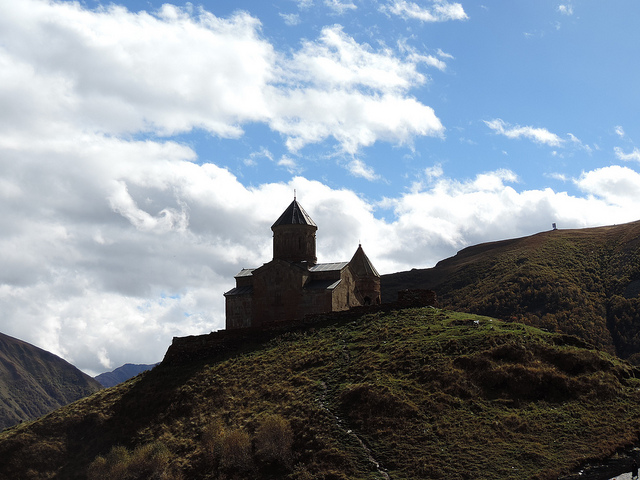 tour to Kazbegi