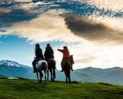 Horse tour in Svaneti