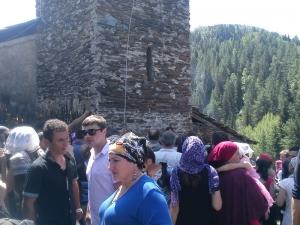 Kvirikoba in Svaneti