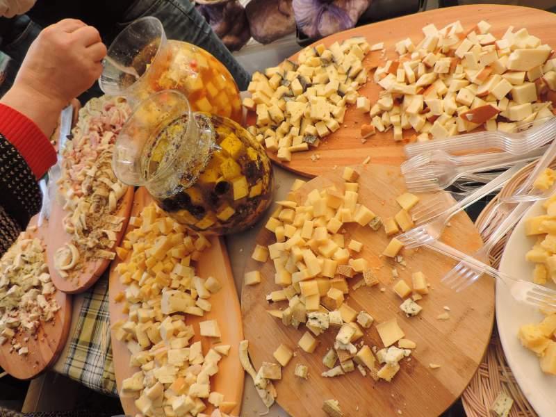 Tbilisi Cheese festival