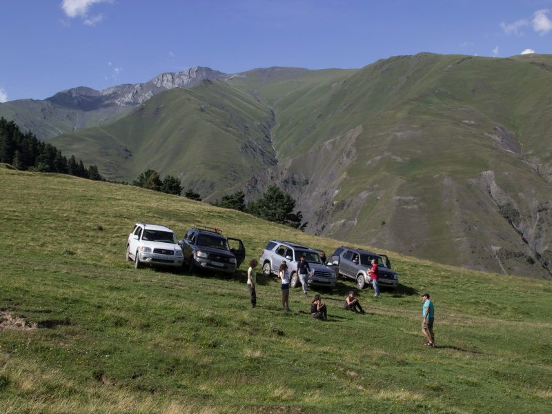 Tours in Georgia by Highlander travel