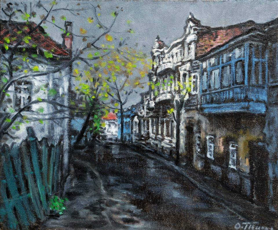 Tbilisi Paintings Oleg Timchenko
