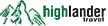 Highlander travel Logo