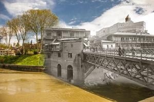 Metekhi bridge