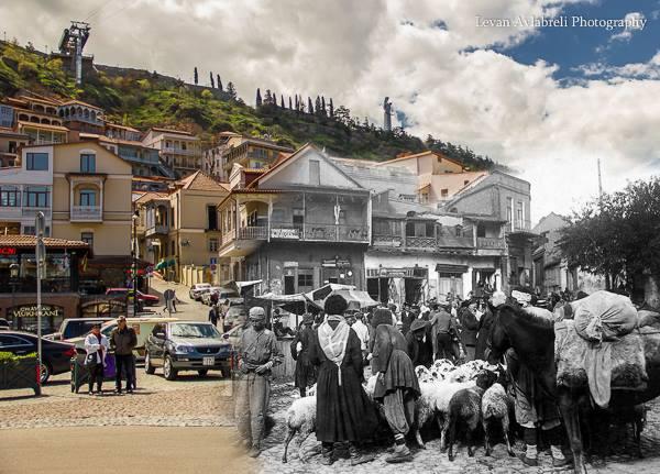 Tbilisi through times