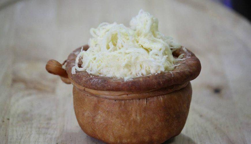 Caucasian cheese festival