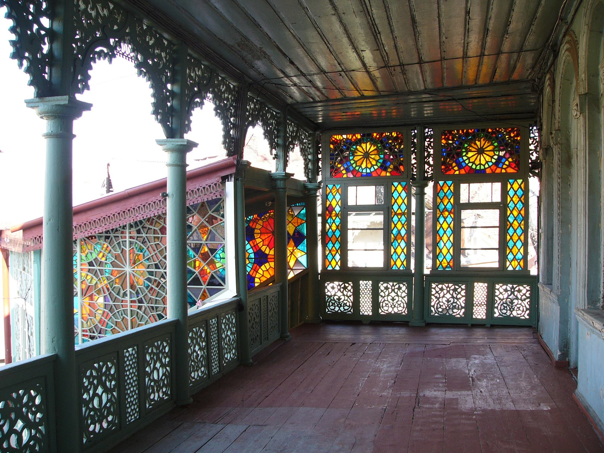 Beauty of old Tbilisi