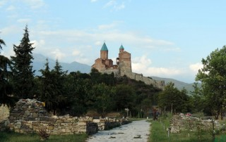 Group tours from Tbilisi