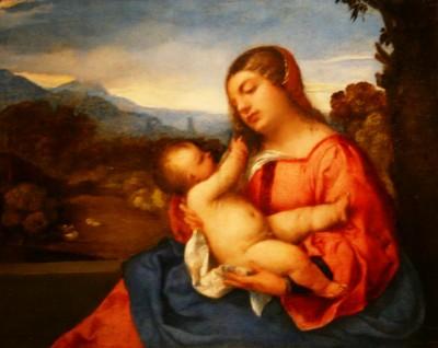 Да Винчи, Микеланджело и Тициан в Тбилиси