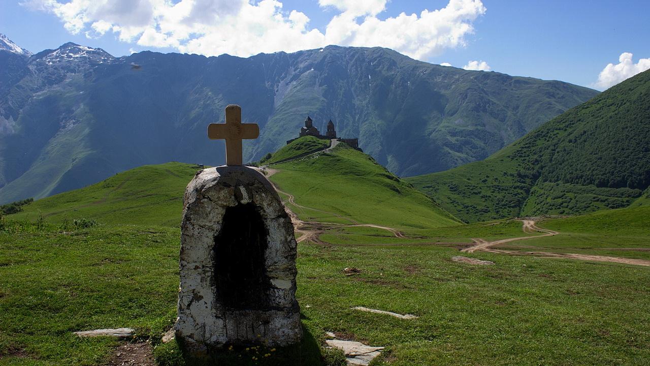 Gergeti Caucasus mountain adventures