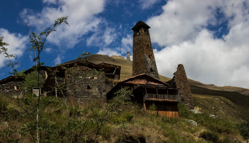 Туры в Грузию от Highlander travel
