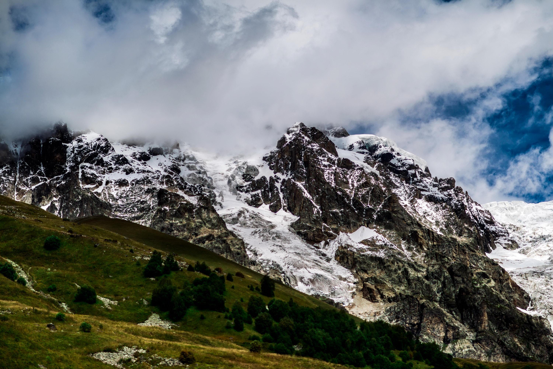 Svaneti mountains Caucasus