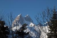 winter in Svaneti