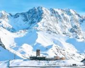 Ushguli in Winter