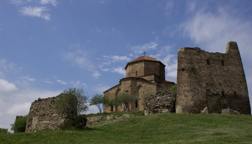 Mtskheta tour Jvari monastery